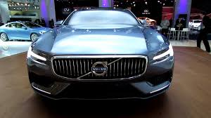 volvo roadster 2015 volvo coupe concept exterior and interior walkaround 2013