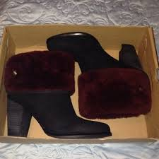ugg layna sale 67 ugg boots ugg layna blk boots from s closet on