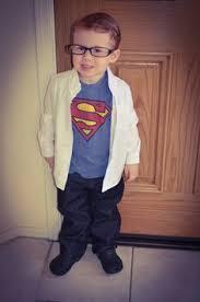 Clark Kent Halloween Costumes Family Super Hero Costumes Mix Marvel Dc