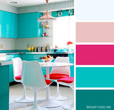 Color Combination For Blue 20 Perfect Color Combinations To Brighten Up Your Kitchen