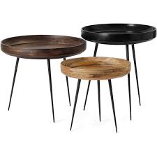 Mango Wood Outdoor Furniture - mango wood bowl table mater horne