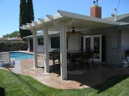 low maintenance patio covers in the antelope valley and santa
