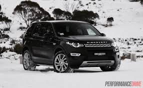 land rover discovery sport 2016 land rover discovery sport sd4 hse luxury review video