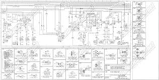 ford truck technical drawings and schematics for 1975 f250 wiring