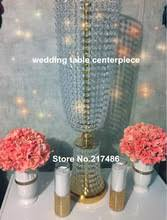 Crystal Vases For Centerpieces Popular Large Crystal Vase Buy Cheap Large Crystal Vase Lots From
