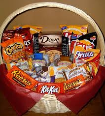 junk food basket junk food your diet give you the blues new study links junk