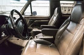 ford bronco jeep lifted 1996 ford bronco eddie bauer 4x4 northwest motorsport