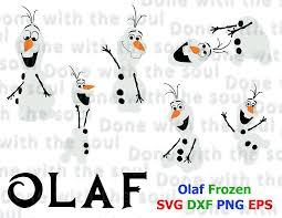 olaf frozen olaf svg frozen vector olaf vector frozen