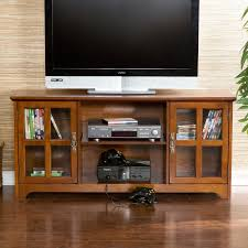 Craftsman Furniture Plans Remington Mission Oak Media Stand Hayneedle