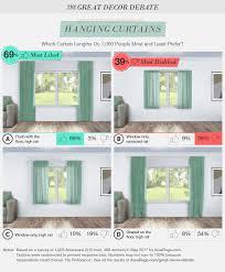 Hanging Curtains High Facebook