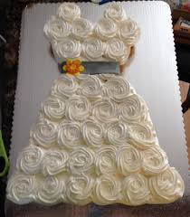 Bridal Shower Wedding Dress Cupcakes Wedding Ideas Pinterest