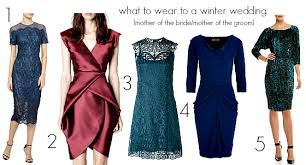what to wear for a wedding what to wear to a winter wedding