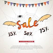 halloween spiders for sale halloween sale banner grunge background flying sale bat wings