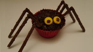 ricetta halloween spider muffin youtube