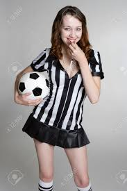 soccer referee halloween costume soccer referee stock photo picture and royalty free image
