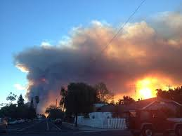 Glendora Wildfire Map by Slideshow Colby Fire Suspect Posted On Facebook Blaze Slowing