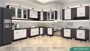 Daftar Harga Kitchen Set Minimalis Murah Kitchen Set Anata Lemari Pakaian Murah