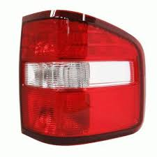 2004 f150 tail lights ford f150 f250 f350 tail light lens assembly at monster auto parts