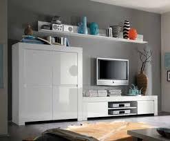 mensole laccate lucide mobile soggiorno moderno l 310 cm con porta tv basso madia 4 ante