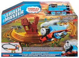 Thomas U0026 Friends Trackmaster Breakaway Bridge Set Cdb59 Fisher