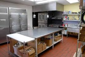how to design a commercial kitchen how to design a commercial