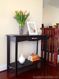 entry way table ideas 24 inch console table candresses interiors furniture ideas