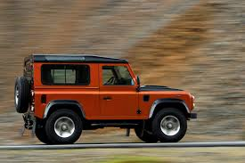 old land rover defender land rover defender fire and ice editions swipelife