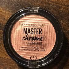 Maybelline Master Chrome maybelline other master chrome metallic highlighter poshmark