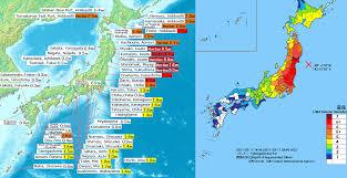 Map Japan Geolocated Videos Of 2011 Japan Earthuake U0026 Tsunami Tsunami Video