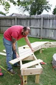 Diy Patio Bench by Backyard Storage Ideas Some Types Of Solutions Outdoor Bench With