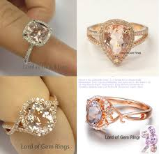 selling engagement ring best selling morganite engagement rings on www