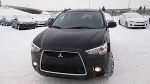 mitsubishi rvr 2015 black 2011 mitsubishi rvr gt heated seats bluetooth youtube