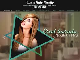 rae u0027s hair studio hair salon 215 675 1110