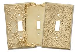 Shabby Chic Switch Plate by Decorative Light Switch Plates Decorative Outlet Socket Covers