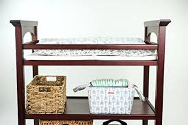 Changing Table Caddy Changing Table With Storage Dressers Dresser Basket Drawers