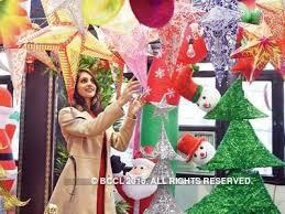 Christmas Decorations Wholesale Mumbai by Chinese Trees Dominate Delhi U0027s Christmas Markets Delhi News