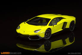 lamborghini aventador 720 the 1 18 lamborghini aventador lp720 4 from autoart a review by