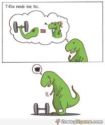Funny T Rex Meme - t rex in need of love