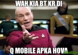 Mobile Memes - wah kia bt kr di q mobile apka hova meme picard wtf 4009 page 6
