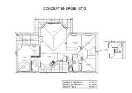 plan maison 150m2 4 chambres cuisine modã les et plans de maisons modã le de plain pied