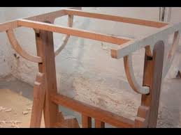 Wood Drafting Table Make A Wood Drafting Table The Architect S Table Part Ten