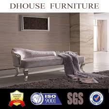 new classic italian furniture antique chaise lounge fabric sofa