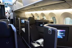 review american airlines dreamliner business class travelupdate