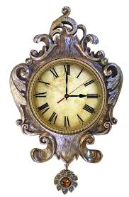 imax large wall clock with pendulum handcrafted wall clock from
