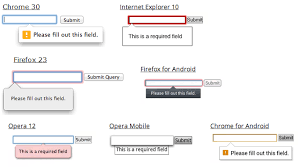 html input pattern safari four options for mobile form validation