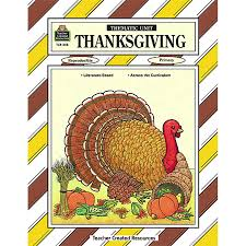thanksgiving thematic unit tcr0258 created resources