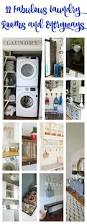 Diy Laundry Room Decor by 12 Laundry Room And Entry Ideas Diy Housewives Series 2 Bees