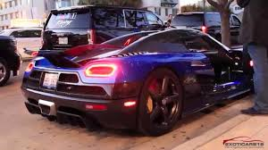 koenigsegg agera s red koenigsegg agera s start up u0026 driving agera hh exhaust sound
