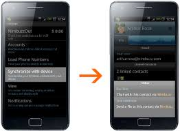 push notifications android new nimbuzz for android comes with push notifications nimbuzz