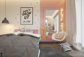 chambre moderne fille quelles couleurs accorder pour une chambre d ado tendance